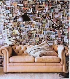 photos-on-wall