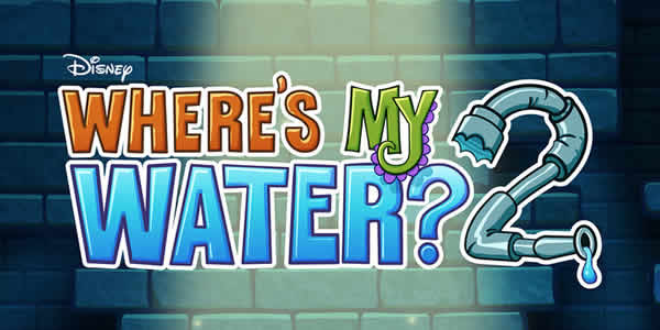 Where's My Water 2 Hits the App Stores!