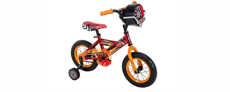 Disney Cars Bicycle For Toddlers