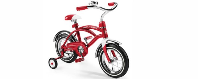 Radio Flyer Toddler Bicycle