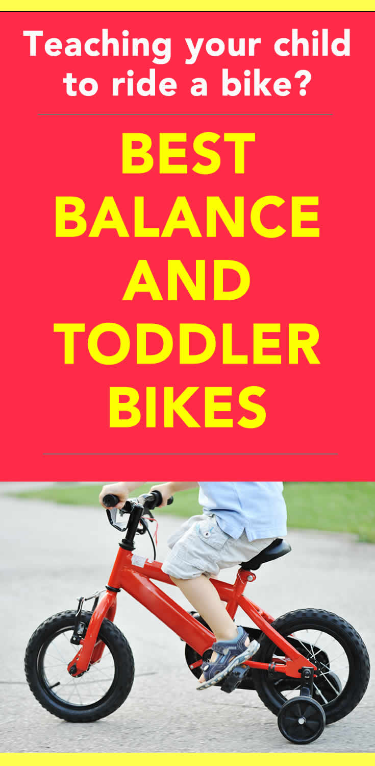 toddler bikes and balance bikes