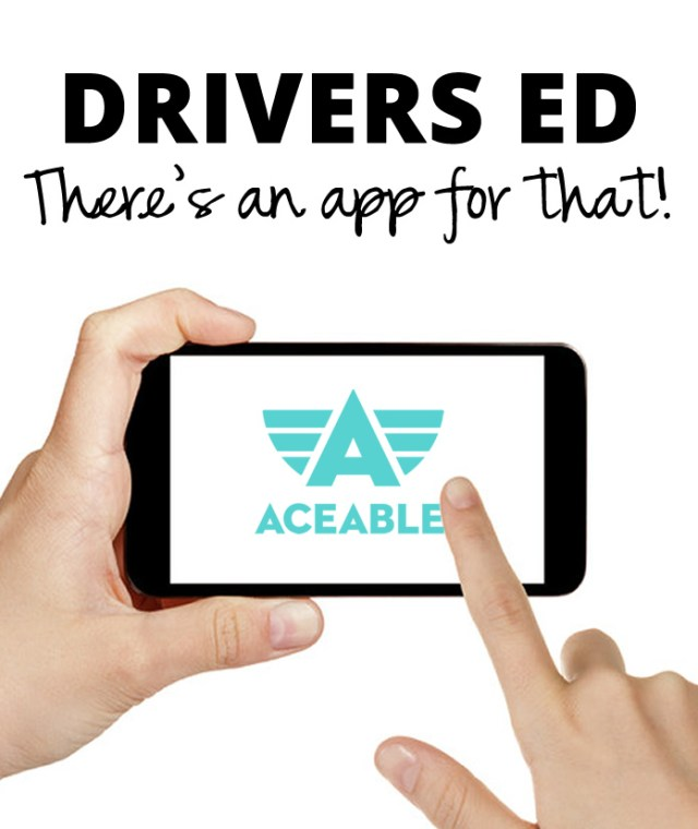 Driver S Education: Aceable: Teaching Drivers Ed With An App