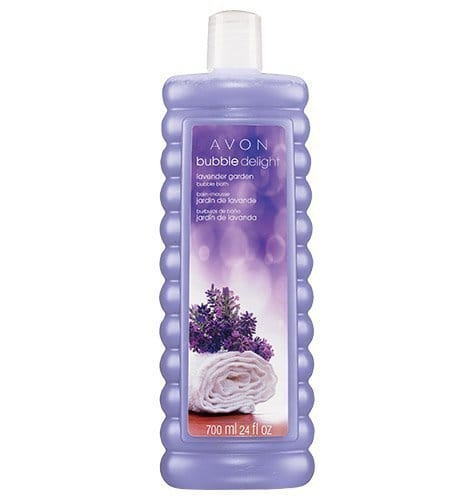 avon bubble delight purple bath soap used for cleaning floors