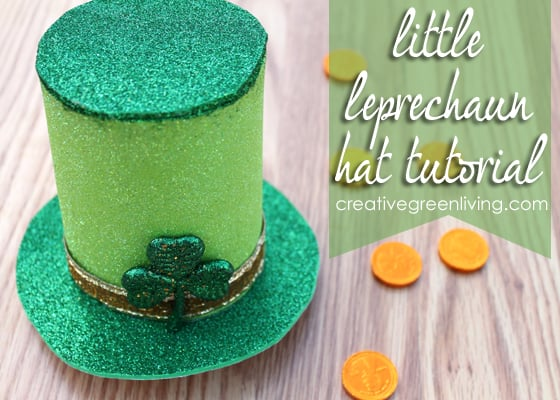 little leprechaun hat