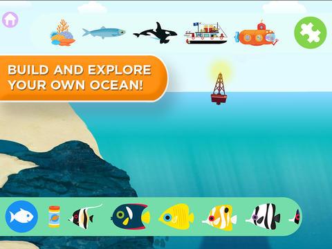 build your own ocean