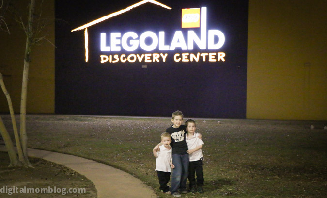 legoland dallas review