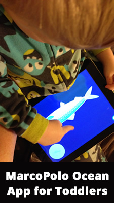 MarcoPolo Ocean App for Toddlers