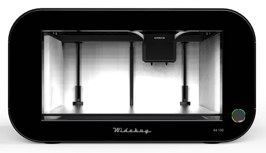 3D Printing at Home with Wideboy 3D Printer