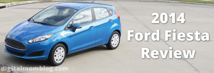 5 Things I Love About the Ford Fiesta
