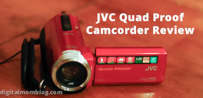 Not Your Dad's Camcorder – Meet the JVC Everio Camcorder