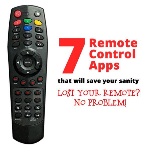 remote control apps