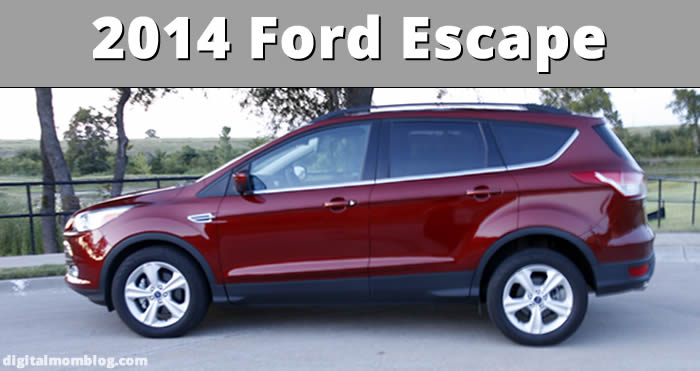 Weekend Escape in the 2014 Ford Escape
