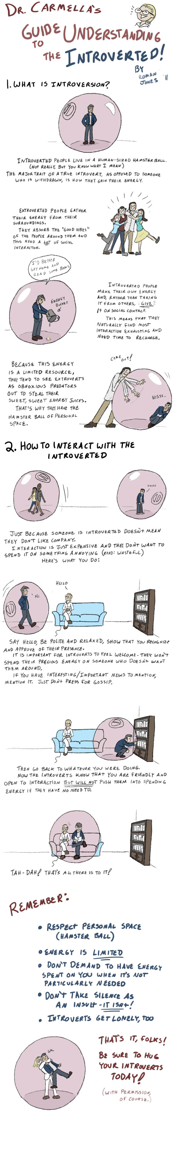 Guide to Introverts