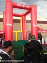 Fun with #GoVerizon and the DFW Verizon team!