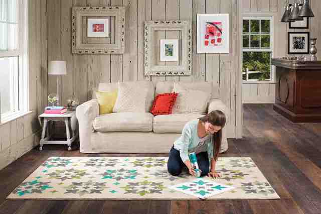 customize your own rug