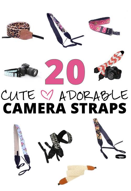 Cute Camera Straps
