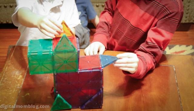 Magnatile - STEM Gift Idea