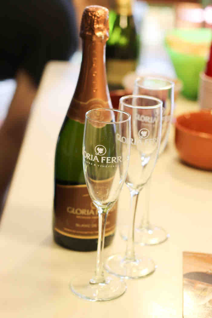 Sparkling Wine Gloria Ferrer