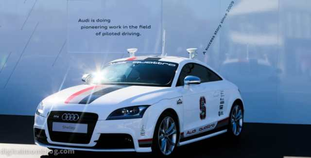 audi self driving cars - ces 2015 recap