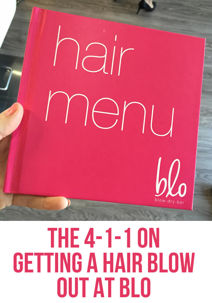 Good Mom Hair Requires a Professional - Blo Dry Bar Review