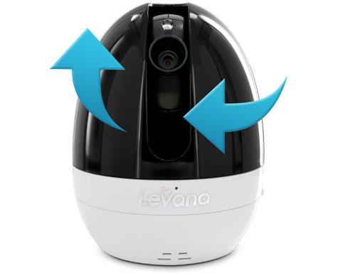Levana Stella Baby Monitor Camera