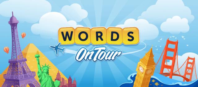 words on tour app