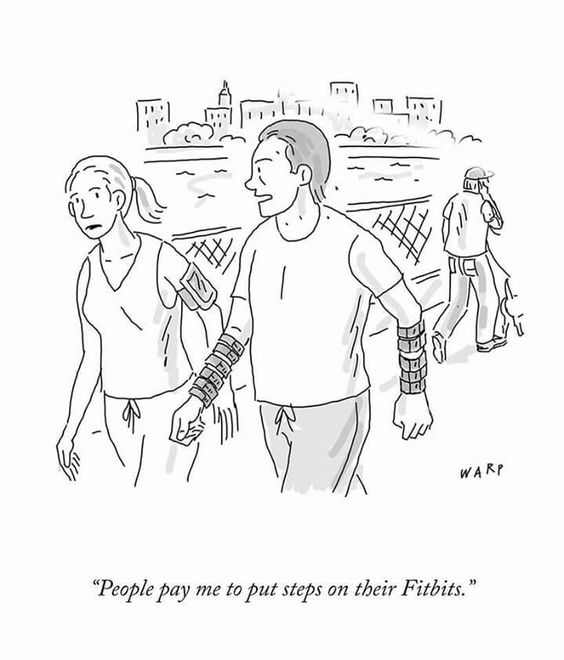 fitbit memes 2 - 50+ Hilarious Fitbit Memes - Share These With Your FitBit Friends!
