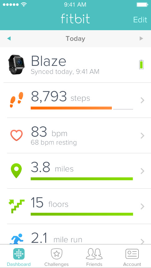 Fitbit Informs Woman She's Pregnant, Well Kind Of.