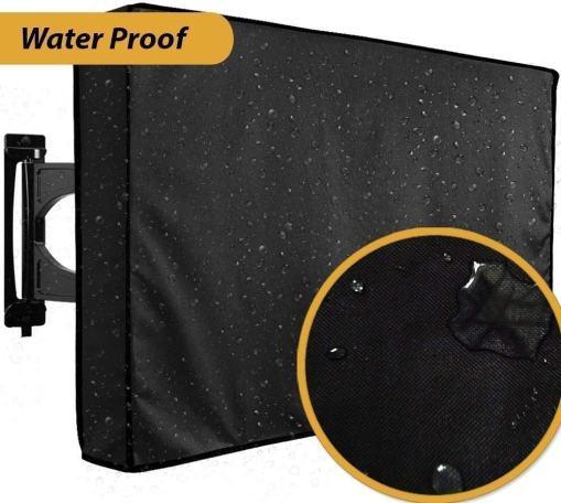 outdoor tv cover waterproof amazon