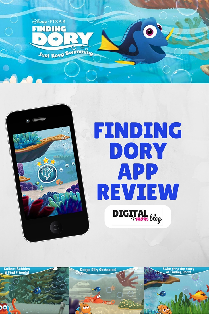 Finding dory app review
