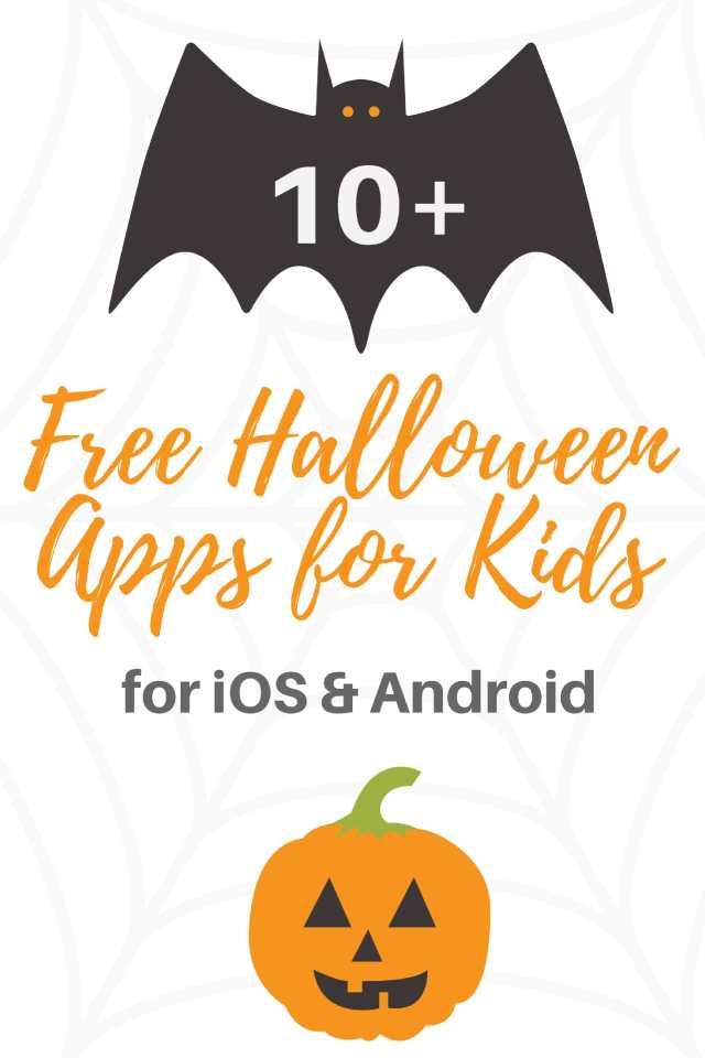 Free halloween kids apps