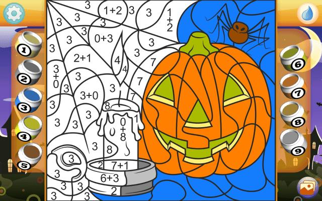 halloween kids apps