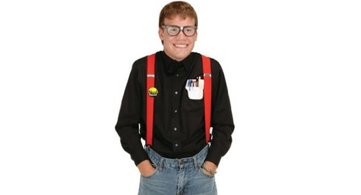 Nerds Costume Ideas for Halloween and Nerd Day