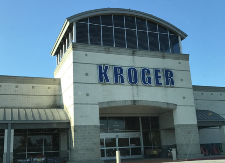 Online Grocery Shopping at Kroger Review