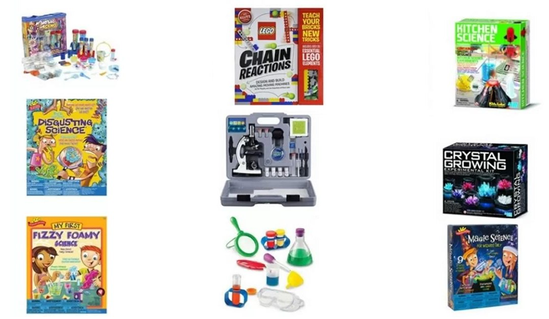 25+ Ultimate Science Kits for Kids – Get The Kids Loving STEM