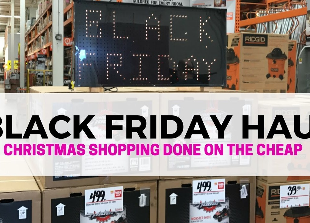 Black Friday Haul 2016 – Yes, It Was Totally Worth It!