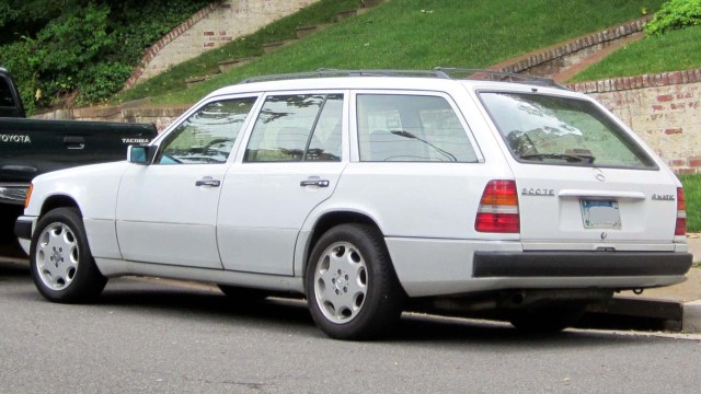 mercedes benz wagon