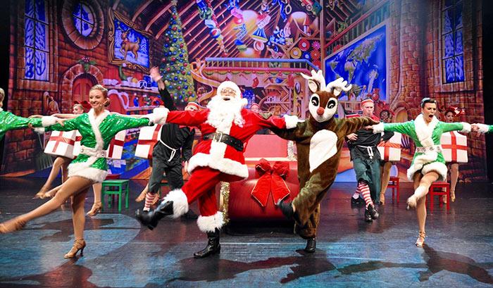 Christmas Broadway Show