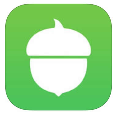 acorns savings app