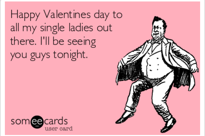 single-lady-valentine-meme