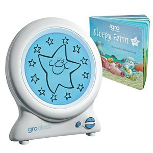 sleep train clock