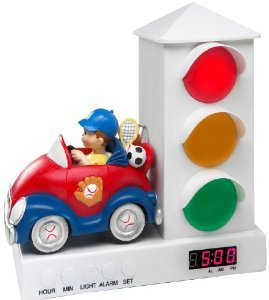 toddler clock