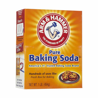 add baking soda to your sweet tea