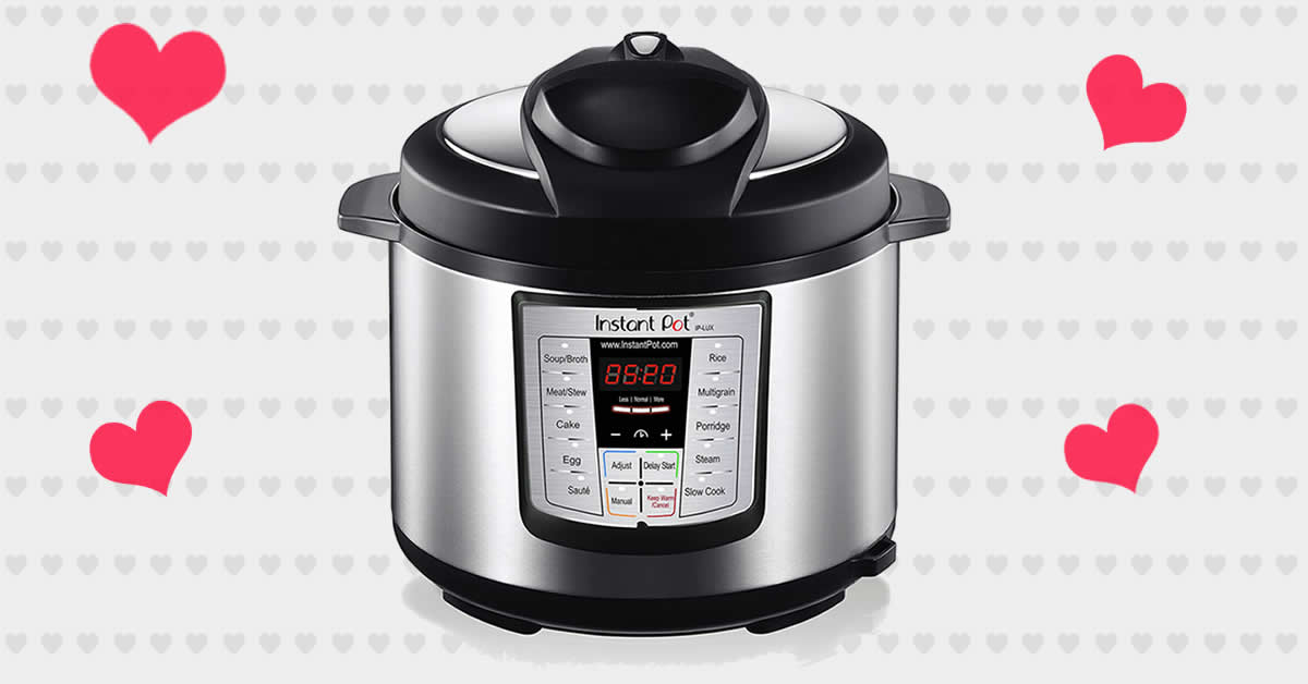 Instant Pot Best Kitchen Technology