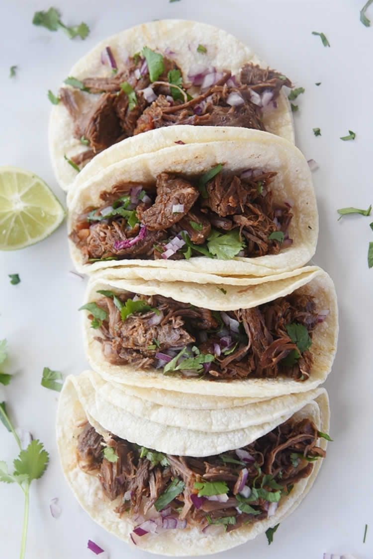 how to make shredded beef quickly