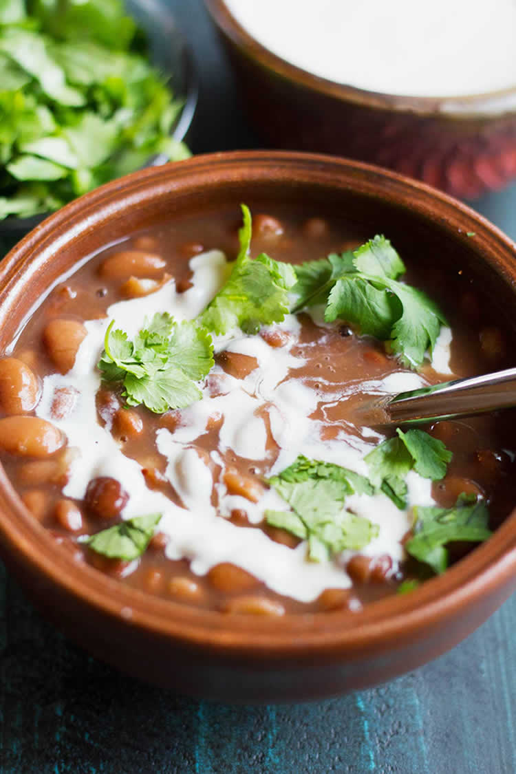 Best Mexican Instant Pot Recipes - Pinto Beans