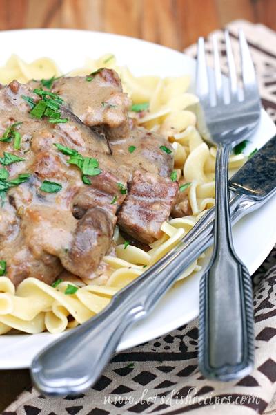 Instant Pot Beef Stroganoff Recipes