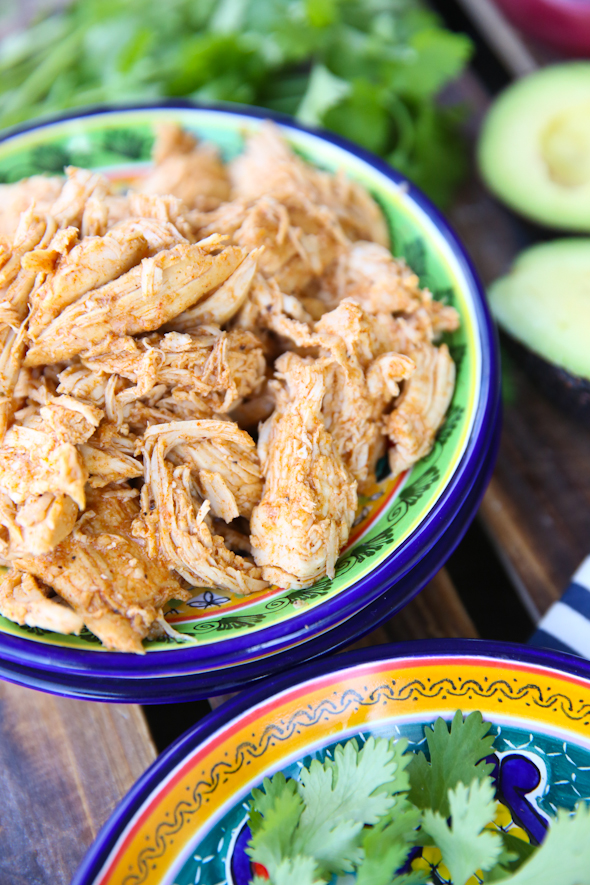 Chicken Instant Pot Recipes - Chicken Lime Rice