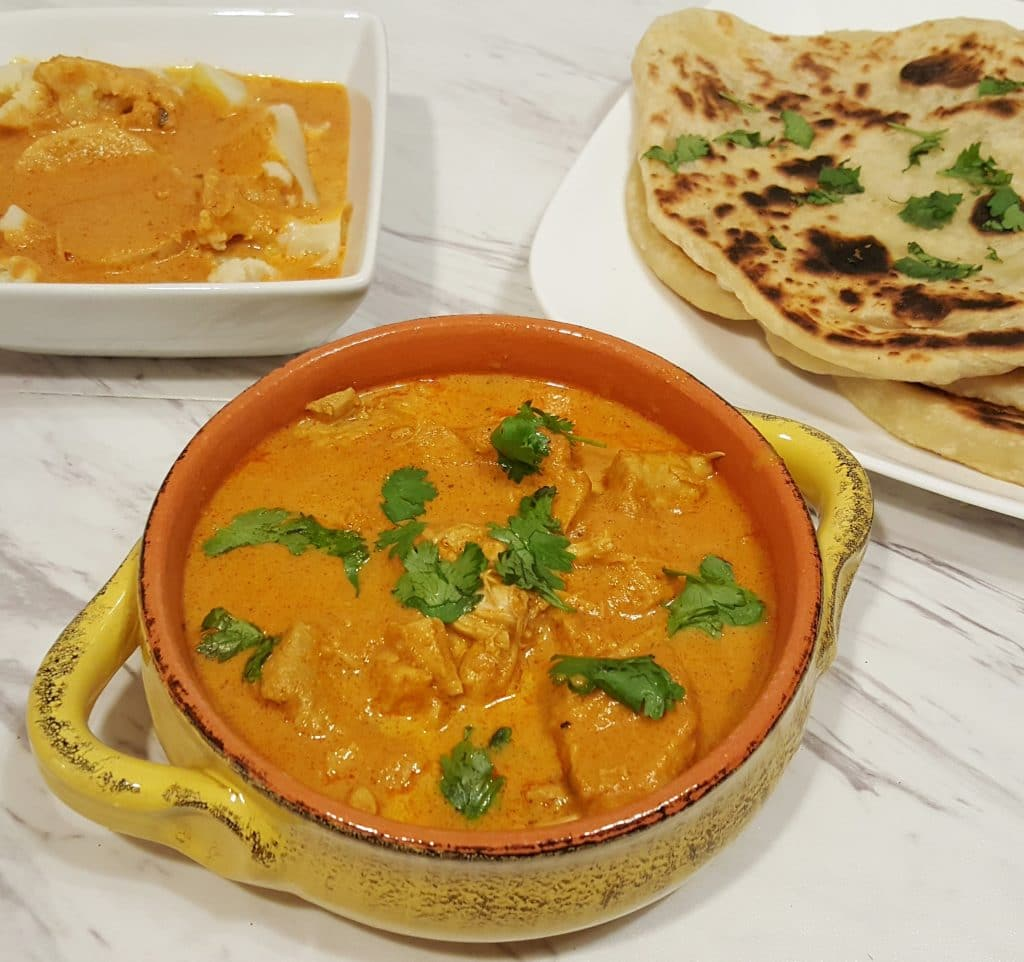 Butter Chicken - Best Instant Pot Indian Recipes