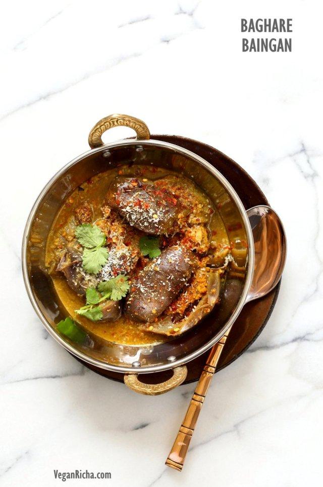 Eggplant Instant Pot Indian Recipes